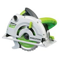Evolution - Scie circulaire multi-usages Fury1-B 185 mm