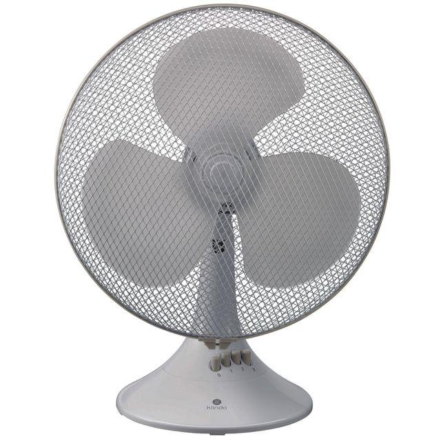 KLINDO Ventilateur de table KDF74017