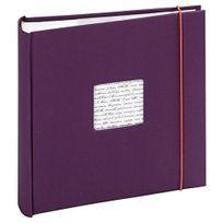 Panodia - Album photos pochettes Linea 200vues 11.5x15 violet