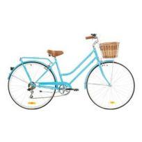 Reid - Vélo Classic 7 vitesses bleu femme