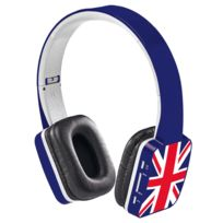 Clip Sonic Technology - Casque Uk compatible Bluetooth® Tes143-TES143
