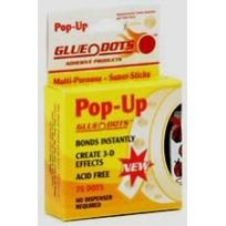 Glue Dots - Pop Up Points De Colle Transparent