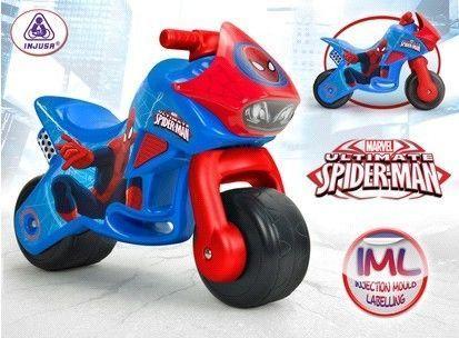 Injusa moto spiderman foot to floor 18760 01 pas - Moto spiderman jeux ...