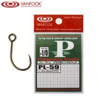 Vanfook - HameÇON Pl-59 Black