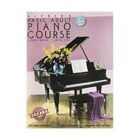 Alfred Pakketbrievenbussen - Alfred Adult Piano Course Lesson Bk 1/CD - Piano - Palmer, Manus & Lethco - Alfred Publishing