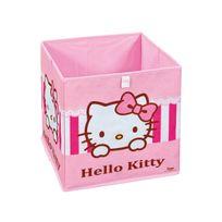 """Altobuy - Hello Kitty - Bac de Rangement """"Pink"""