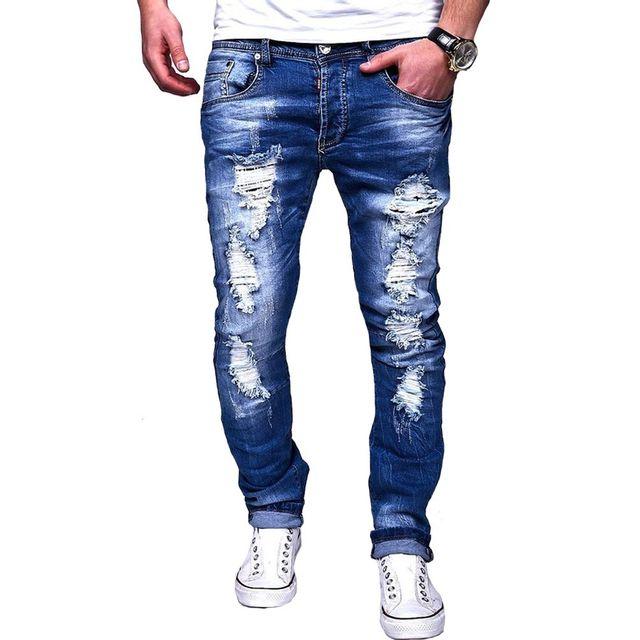 Jeans Dechire - Achat Jeans Dechire Pas Cher - Soldes Rueducommerce