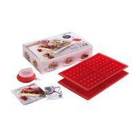 Lékué - lekue - kit gaufres en silicone - 300011surm017