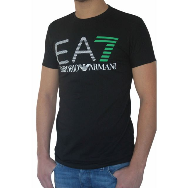 Emporio T Homme Ea7 Shirt Armani Manches DE9YeWH2I