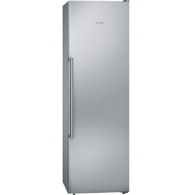 SIEMENS congélateur armoire 60cm 242l nofrost a++ inox - gs36naiep