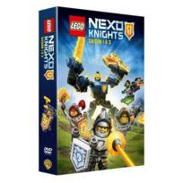 WARNER BROS - coffret lego nexo knight s1 - 3
