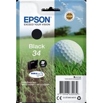 EPSON - Cartouche Balle de golf Noir 34