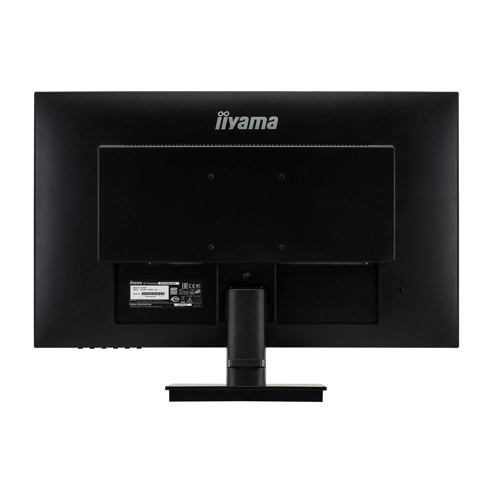 Ecran Gamer 27 pouces G-MASTER GB2730HSU-B1 IIYAMA