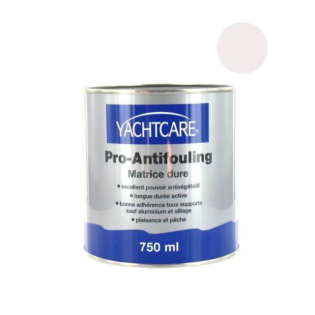 YACHTCARE Peinture Proantifouling Blanc Cassé Ml Pas Cher - Peinture pour bateau aluminium