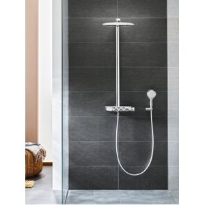 grohe colonne de douche thermostatique rainshower system. Black Bedroom Furniture Sets. Home Design Ideas
