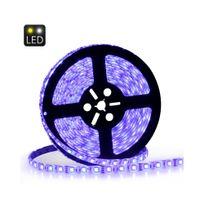 Auto-hightech - Ruban à Led multicolores étanche 7 mètres télécommande idéal pour déco