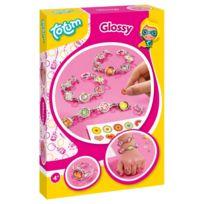 Totum - Kit créatif bracelets Creativity A5 : Glossy