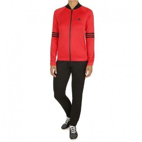Adidas originals - Survêtement Femme Cosy Noir Entrainement Adidas ... fe27b95c2c43