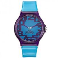 Miss Trendy - Montre fille bleue - Kl269