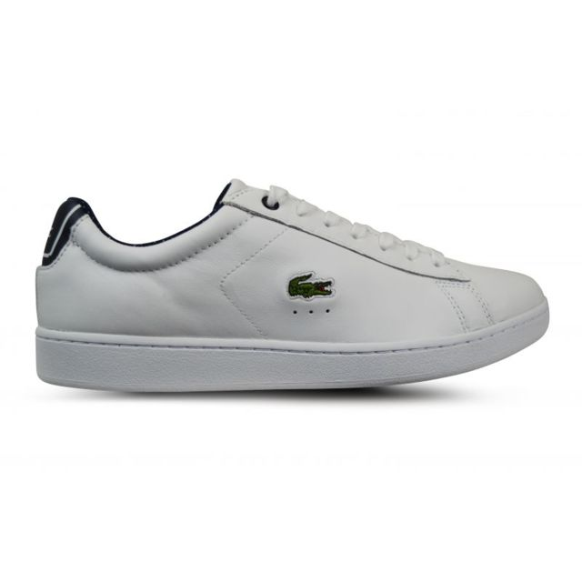 f52ff251b76 Lacoste - Chaussures femme carnaby evo 116 1 - pas cher Achat   Vente  Baskets enfant - RueDuCommerce