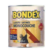 Bondex - Lasure monocouche 3 ans - chêne rustique - 2.5 L