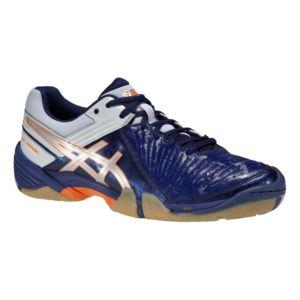 Asics - Chaussures Gel Domain 3 bleu marine/blanc - 48