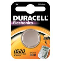 DURACELL - pile type cr1620 3 volts - 10146