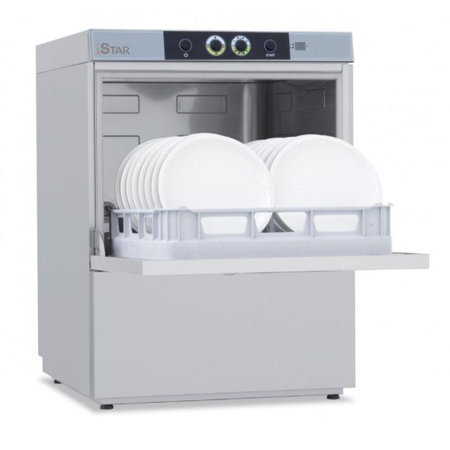 Colged Lave-vaisselle Professionnel avec pompe de vidange - 7,9 kW - Triphasé Digital