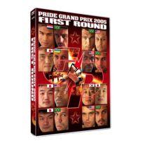 Java - Pride Grand Prix 2005 : First Round - Dvd - Edition simple