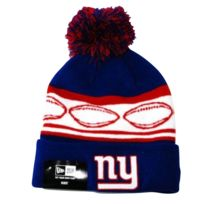 New Era , Bonnet Giants Bleu Team Ball Ny Juniors
