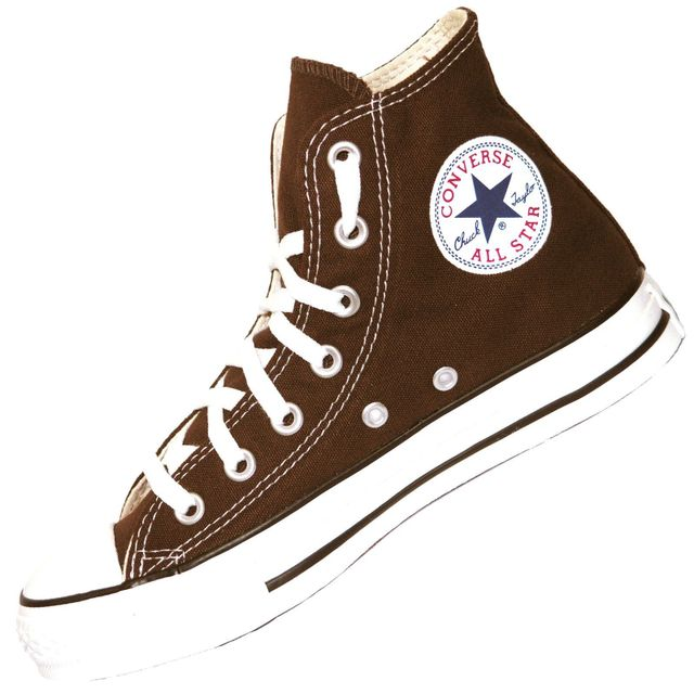 Converse Basket All Star Hi Montante 1p626 Chocolat