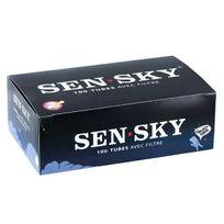 Sensky - Bte De 100 Tubes Vides