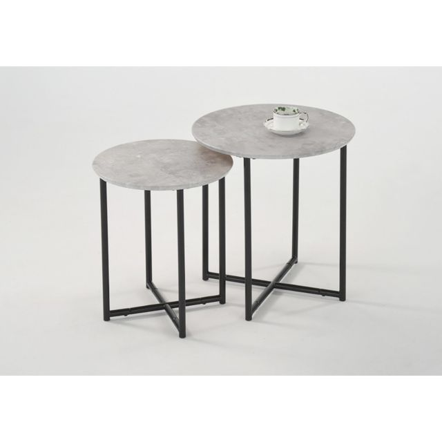 Meubletmoi Table gigogne - Bis