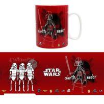 Stars Wars - Star Wars Mug Croquis Dark Vader & Stormtrooper