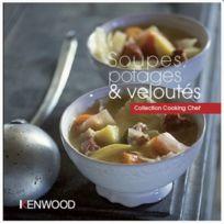 MARQUE GENERIQUE - kenwood - livre de recettes - pwk3997