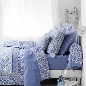 100pourcentcoton housse de couette 200x200 cm 2 taies d 39 oreiller 65 x 65cm fabrication. Black Bedroom Furniture Sets. Home Design Ideas