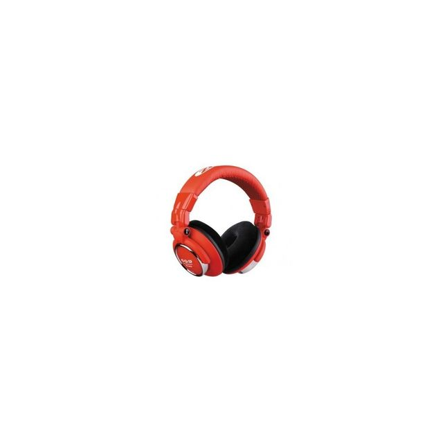 Zomo Hd1200 Rouge Toxic - Casque audio