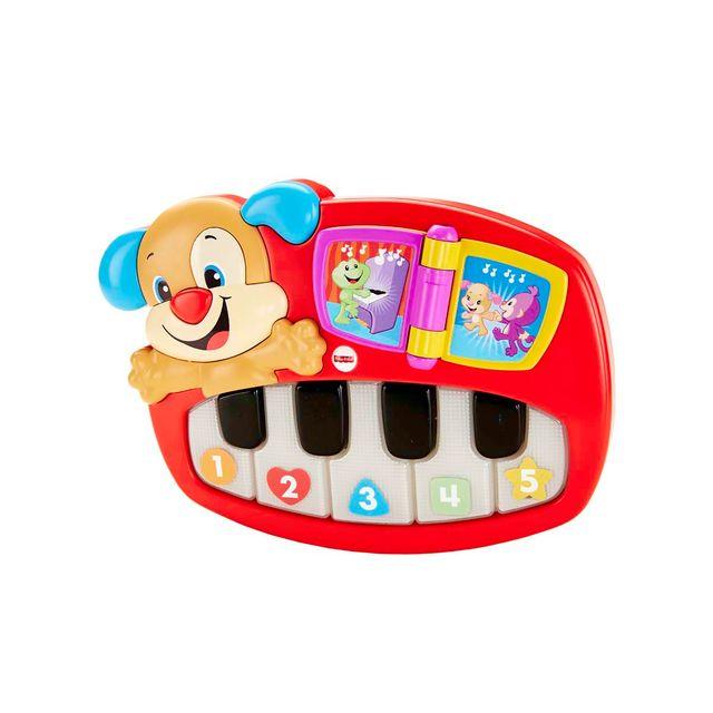 FISHER PRICE Le Piano de Puppy - DLD20