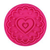 Scrapcooking - Pastille Coeur pour tampon