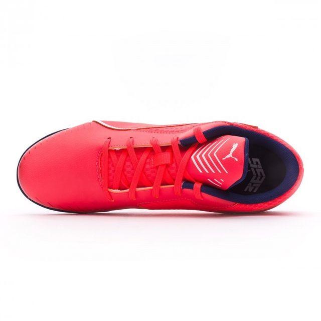 Puma Chaussure de foot en salle Jr 365 Ct Fiery coral