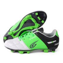 Wewoo - Chaussures de foot vert Pu Enfants de Football, Eu Taille: 33
