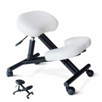 Bodyline - Healt And Massage - Chaise orthopédique suèdoise en metal si