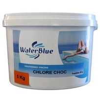 Piscine Center O'CLAIR - Chlore choc waterblue pastilles 20g - 30kg