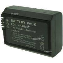 Otech - Batterie Appareil Photo pour Sony Alpha A7S