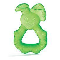DODIE - Anneau de dentition réfrigéré lapin vert