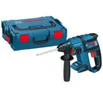 Bosch - Perforateur burineur sans-fil Sds-plus 18V Li-Ion livré sans batterie ni chargeur moteur sans charbon en coffret L-boxx Gbh 18 V-ec 0611904003