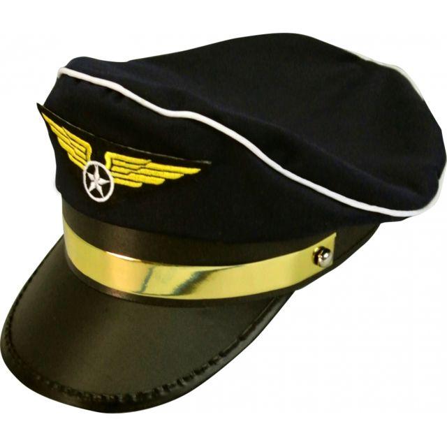 9cf234bf0d4b Marque Generique - Casquette d aviateur - pas cher Achat   Vente ...