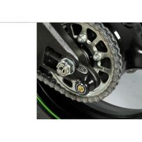 Kawasaki - Zx10R-11/15-PLATINES Diabolos Noir La Paire R&G Racing-443143