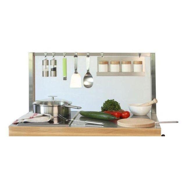 cristel dosseret avec fond en verre feuillet 90 cm cmd90vi cookmobil par pas cher achat. Black Bedroom Furniture Sets. Home Design Ideas
