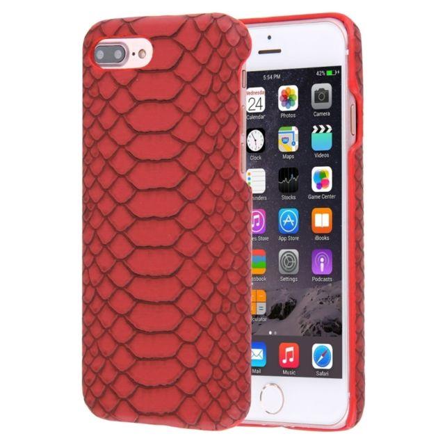 coque iphone 8 plus snake skin